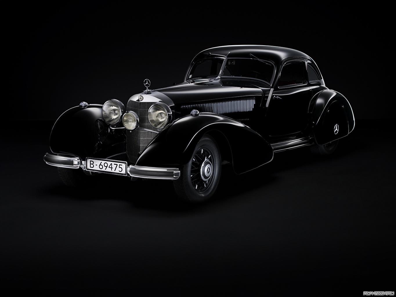 Фотографии Mercedes-Benz 500K & 540K [W29] машина Мерседес бенц авто машины автомобиль Автомобили