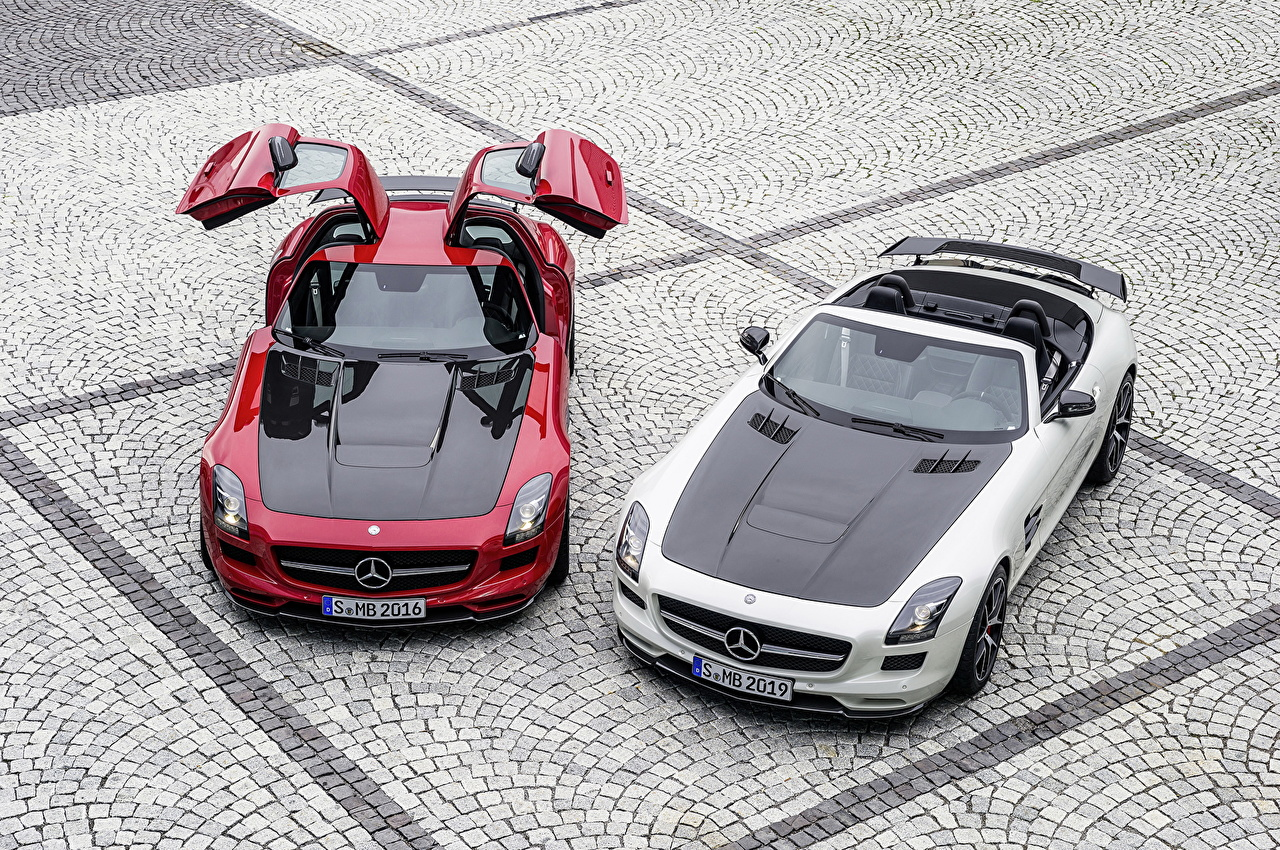 Картинки Mercedes-Benz 2013 SLS 63 AMG GT roadster Родстер машины Мерседес бенц авто машина автомобиль Автомобили