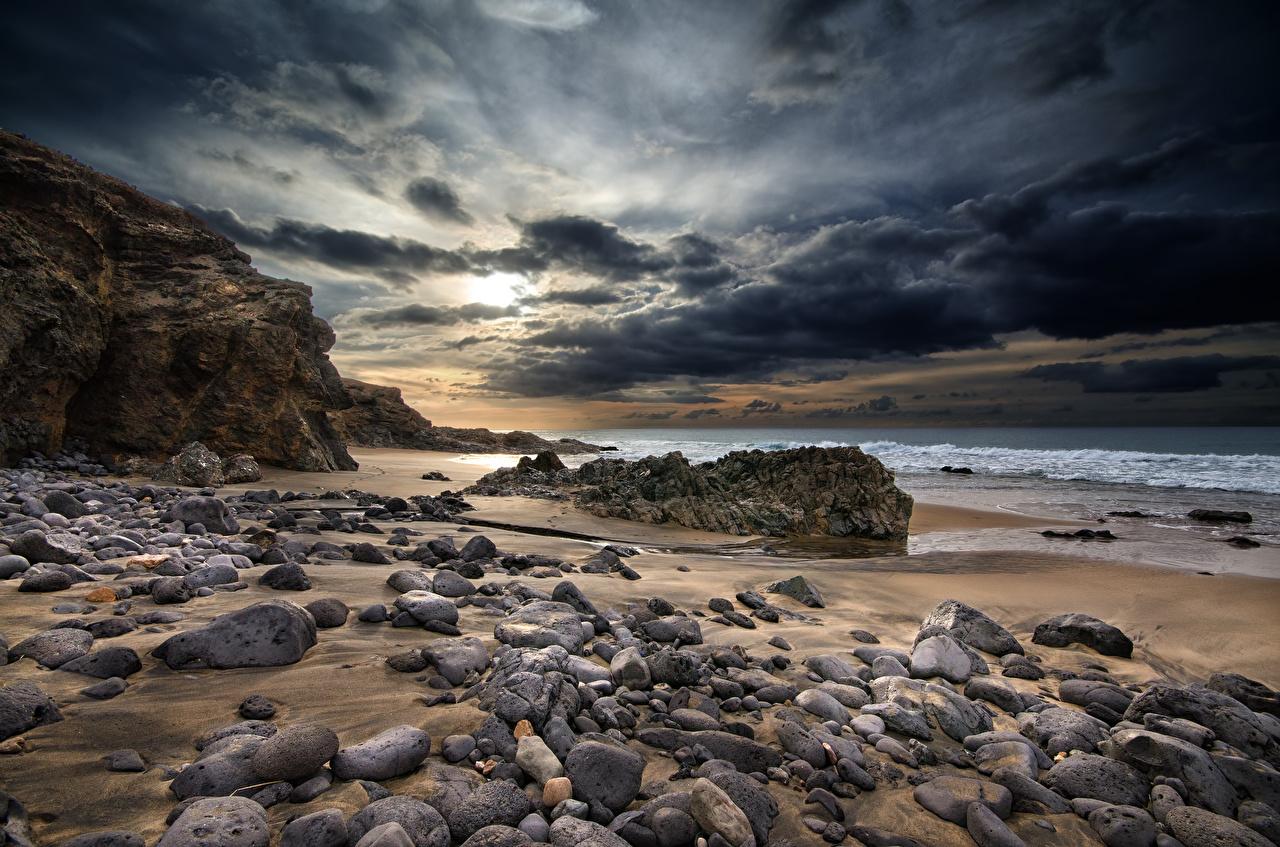 Фото морское побережье 8