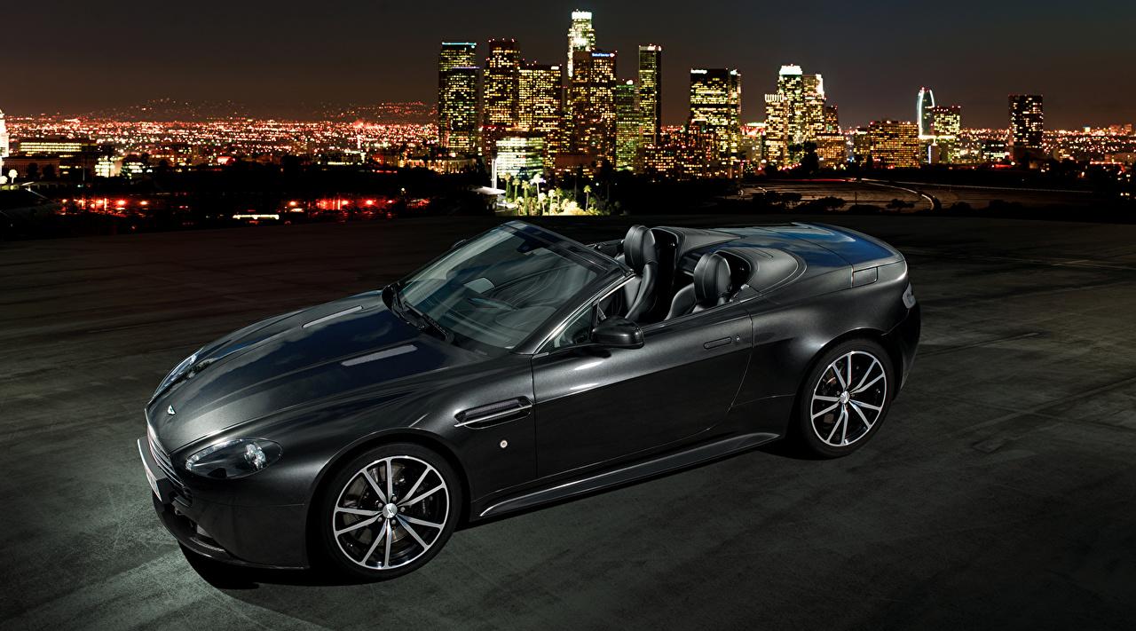 Фото Астон мартин 2011 V8 Vantage S Roadster Родстер Кабриолет Автомобили Aston Martin Авто Машины