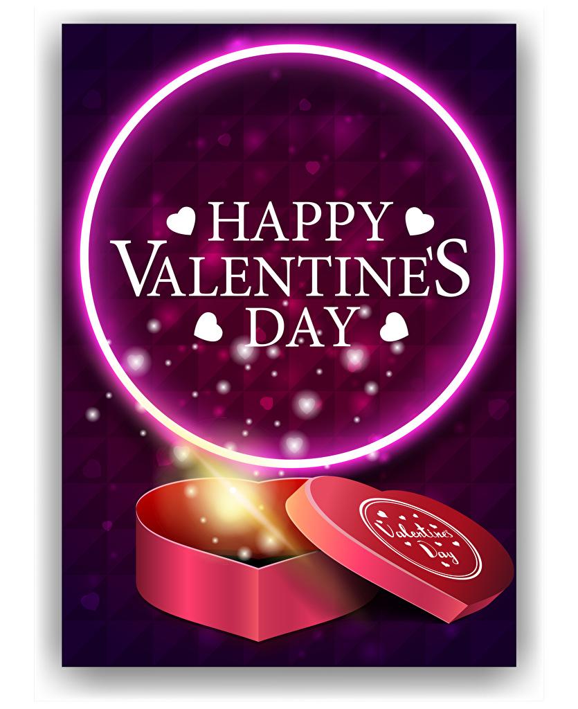 Фотографии День всех влюблённых Английский Сердце слова Подарки Векторная графика  для мобильного телефона День святого Валентина английская инглийские серце сердца сердечко текст подарок подарков Слово - Надпись