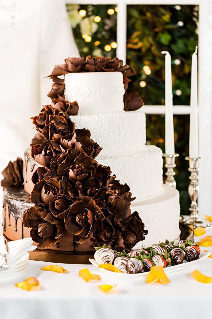 Фото Шоколад Торты Конфеты Пища Сладости Еда Продукты питания сладкая еда