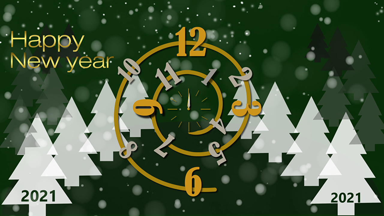 Фото 2021 Новый год инглийские Елка Слово - Надпись Циферблат Рождество английская Английский Новогодняя ёлка слова текст