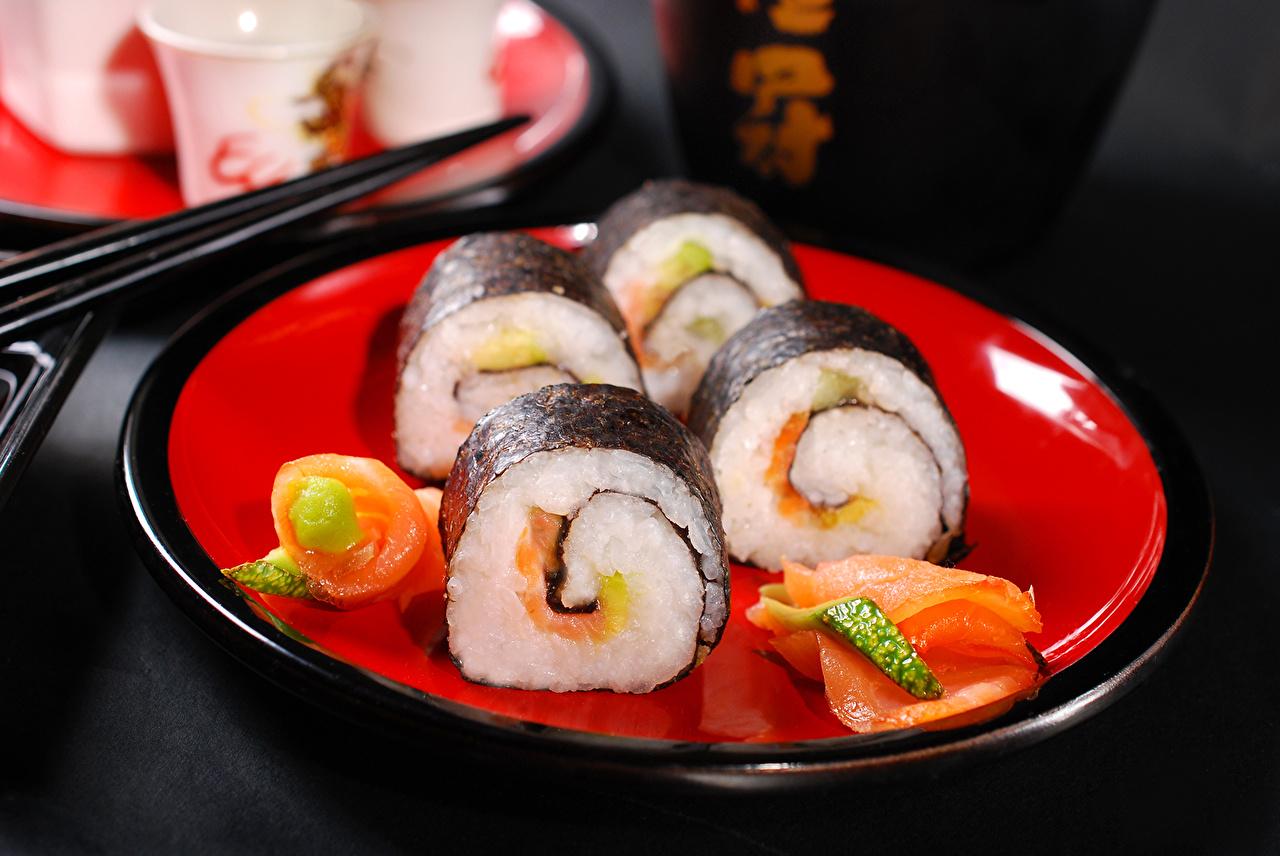 Морепродукты Суши Рыба Тарелка Пища, Продукты, суси Еда