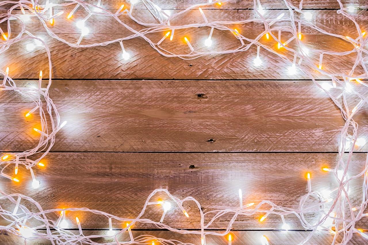 Картинки Рождество Электрическая гирлянда Шаблон поздравительной открытки Доски Новый год Гирлянда