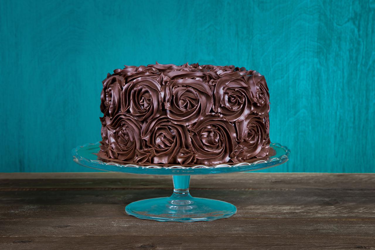 Картинка Шоколад Торты Еда Сладости Дизайн Пища Продукты питания