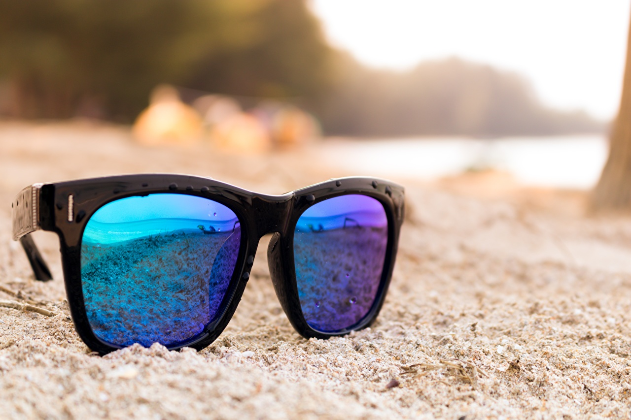 Картинки песка Очки вблизи Песок песке очков очках Крупным планом
