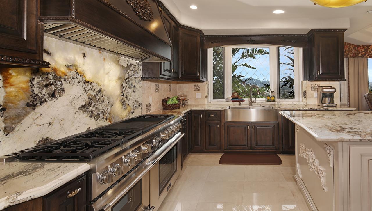 Фотографии Кухня Интерьер Стол Дизайн кухни столы стола дизайна