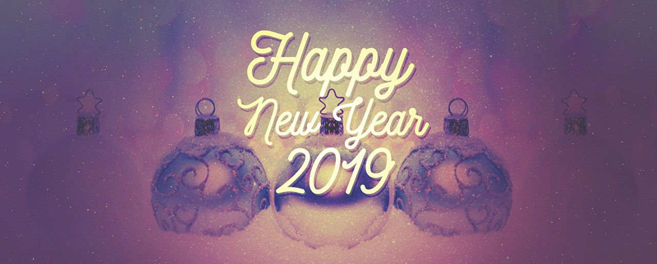 Картинка 2019 Рождество Английский Шарики Новый год инглийские английская Шар