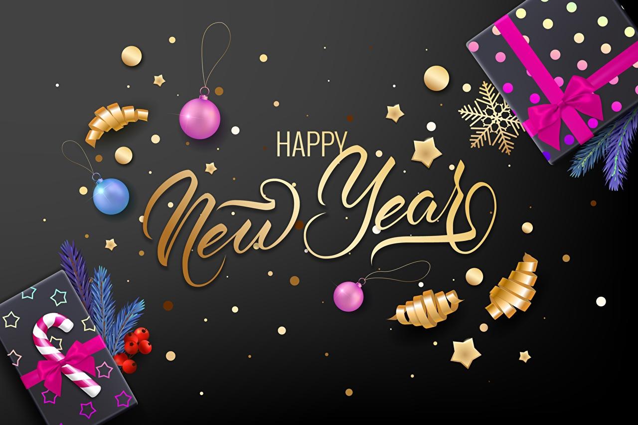 Обои для рабочего стола Рождество английская коробке Слово - Надпись Шаблон поздравительной открытки Украшения Новый год Английский инглийские слова текст коробки Коробка