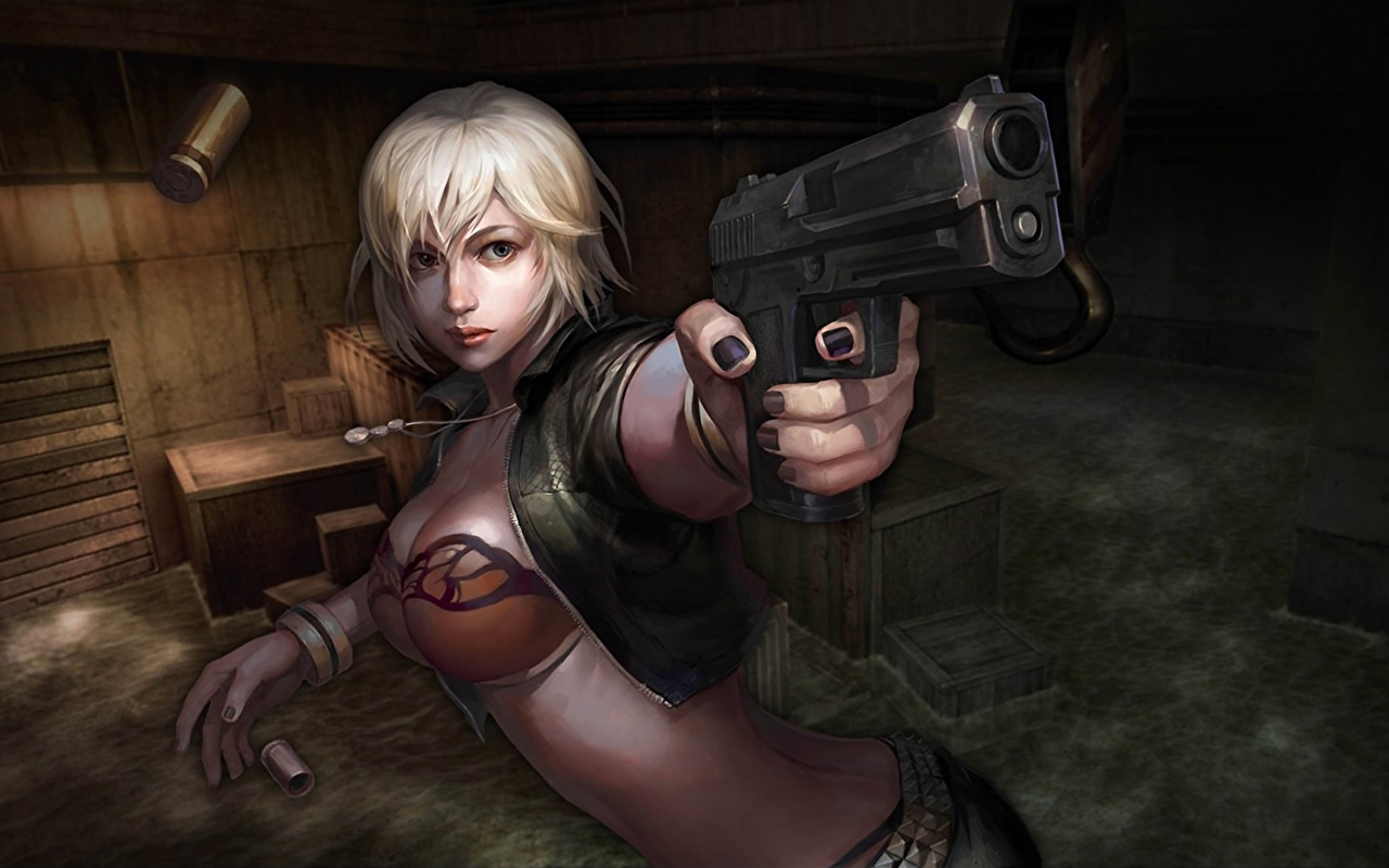 Картинка Counter Strike Девушки Игры