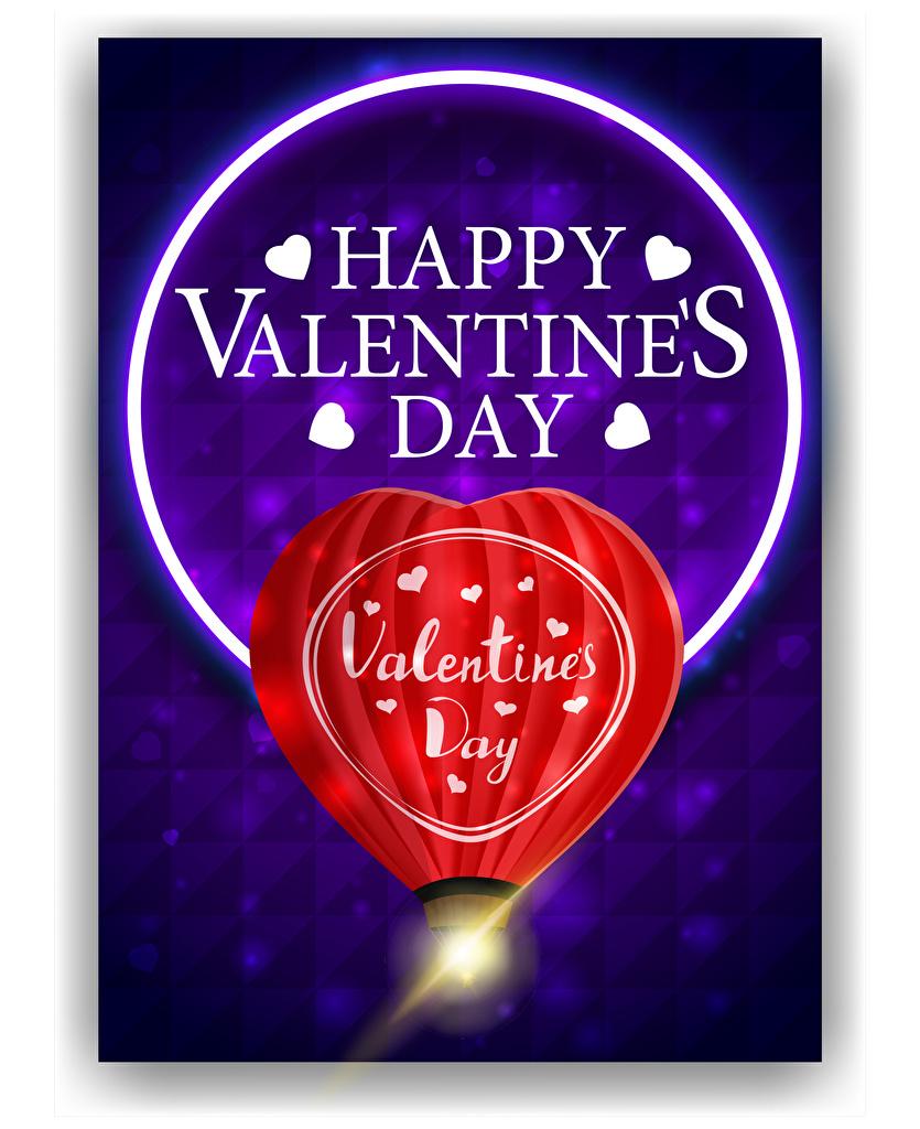 Картинки День святого Валентина Английский сердечко Слово - Надпись Векторная графика  для мобильного телефона День всех влюблённых английская инглийские серце Сердце сердца слова текст