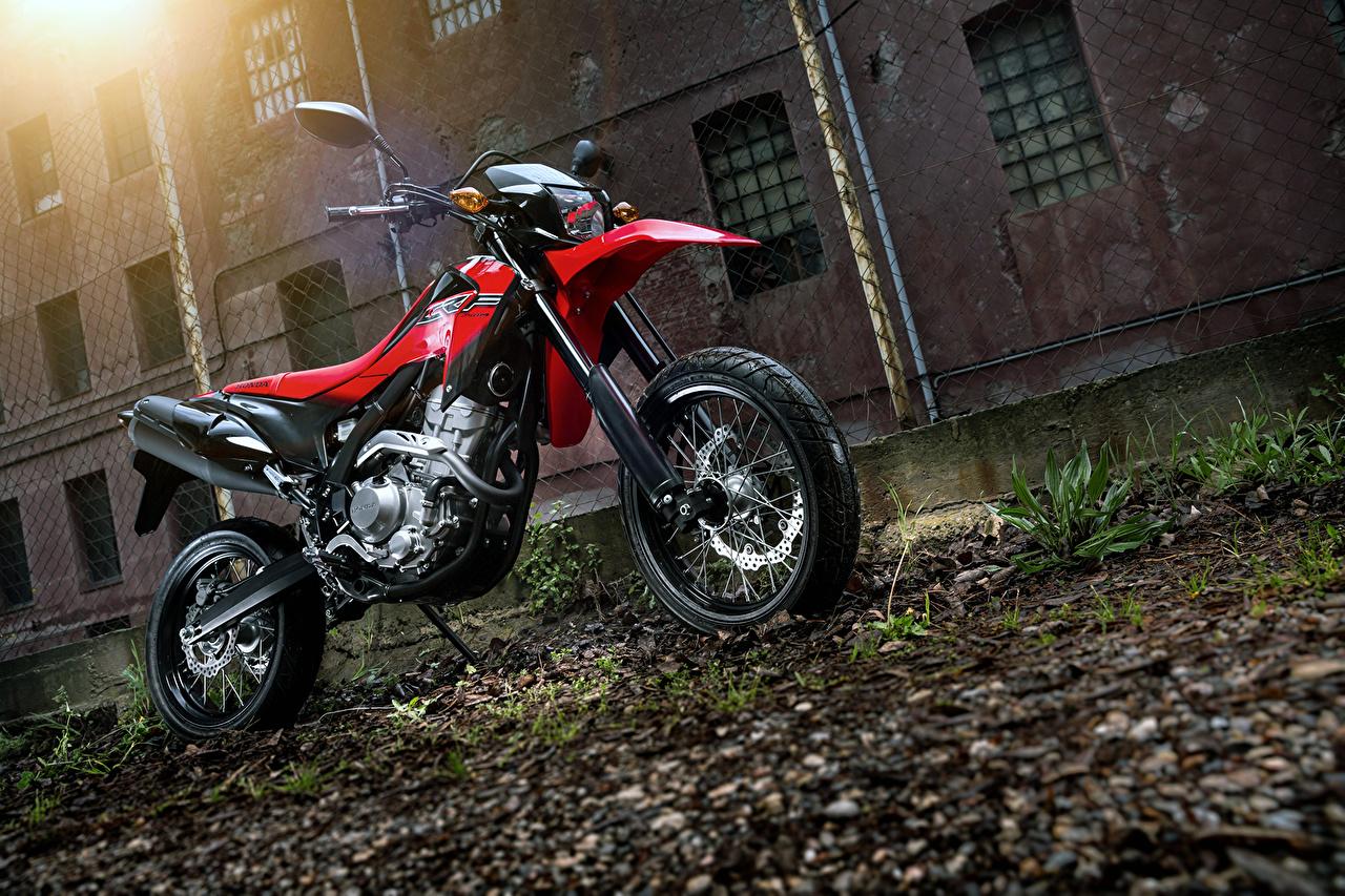 Картинки Honda - Мотоциклы 2013-16 CRF250M Мотоциклы Хонда