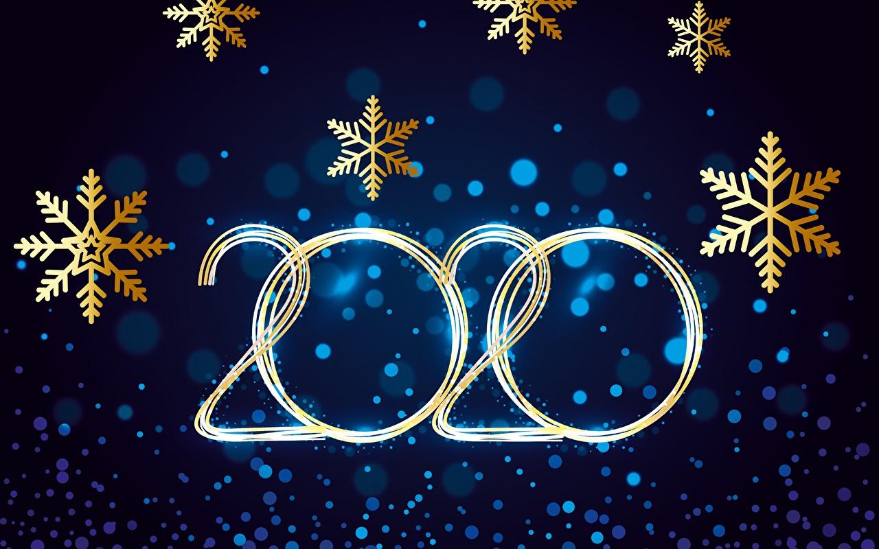 Фото 2020 Новый год Снежинки Праздники Рождество снежинка