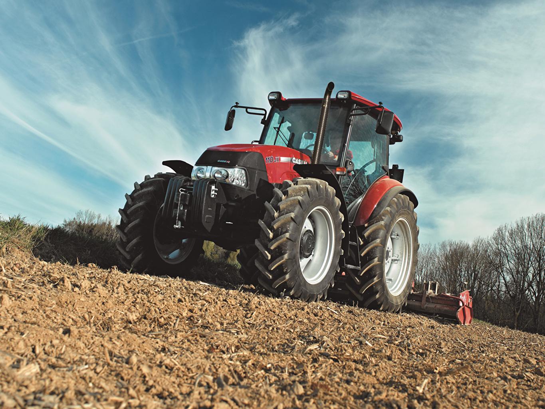 Картинки Сельскохозяйственная техника Трактор 2013-19 Case IH Farmall 110JX тракторы трактора