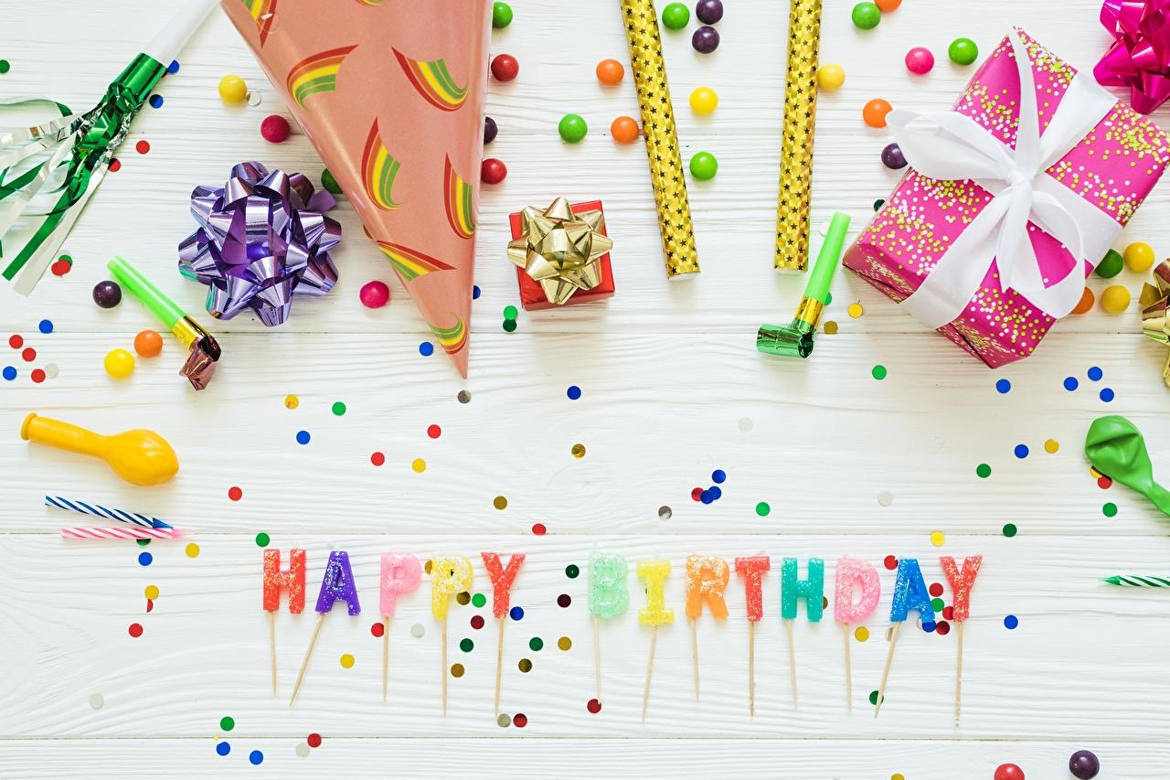 Картинки День рождения инглийские слова Подарки английская Английский текст подарок подарков Слово - Надпись