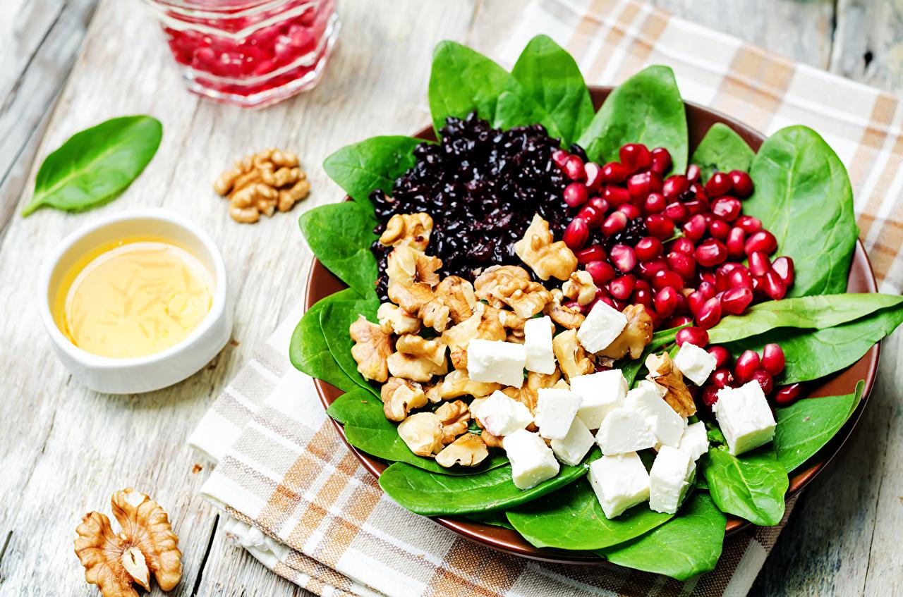 Фотографии Сыры зерно Салаты Фрукты Продукты питания Орехи Зерна Еда Пища