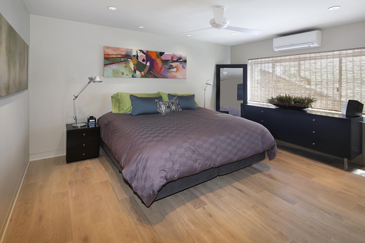 Фотография Спальня Интерьер кровате Дизайн спальни спальне Кровать кровати дизайна