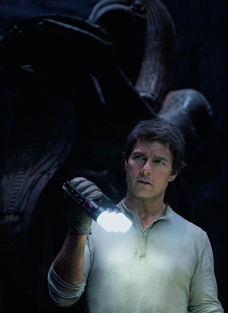 Картинка Мумия 2017 Том Круз мужчина кино Знаменитости  для мобильного телефона Tom Cruise Мужчины Фильмы