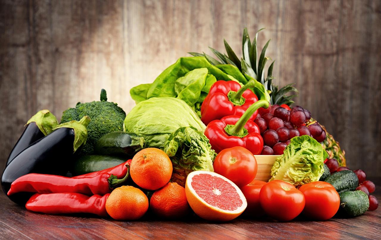 Фото Пища Овощи Фрукты Еда Продукты питания