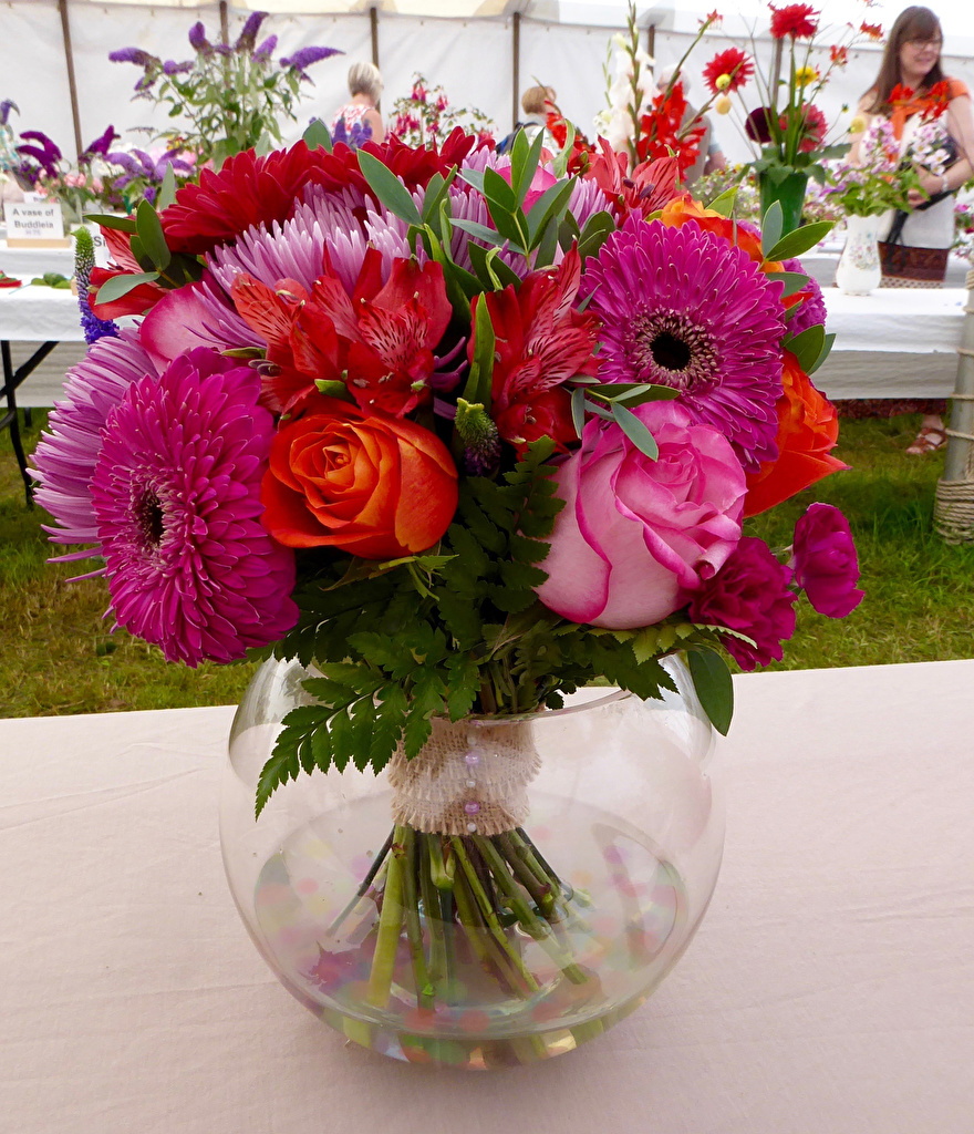 Фотографии Букеты роза цветок Георгины Альстрёмерия вазе букет Розы Цветы вазы Ваза