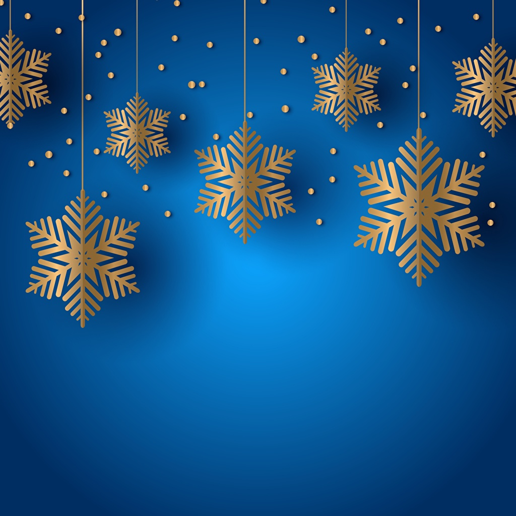 Фотографии Рождество Снежинки Новый год снежинка