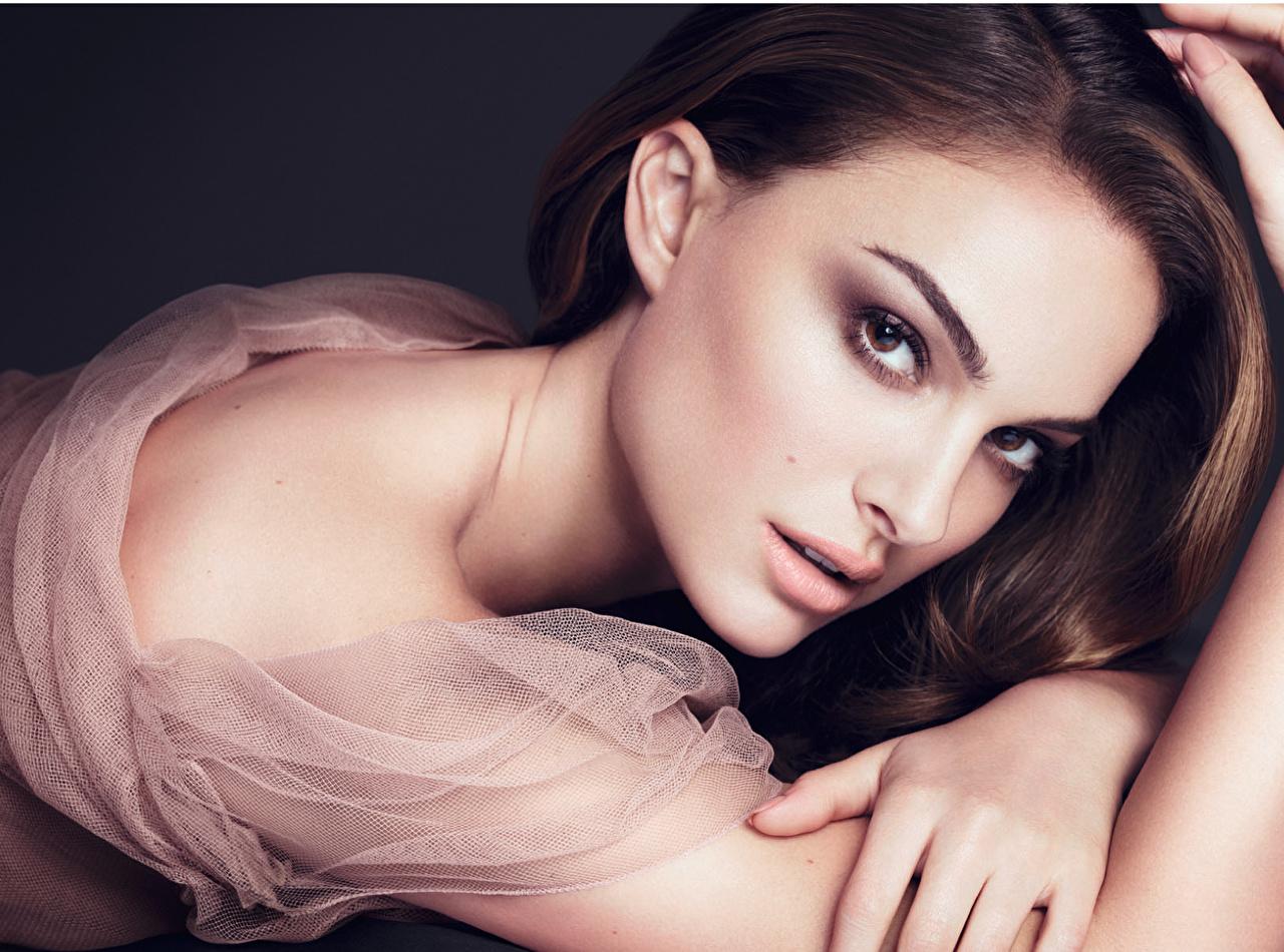Картинки Natalie Portman Знаменитости Натали Портман