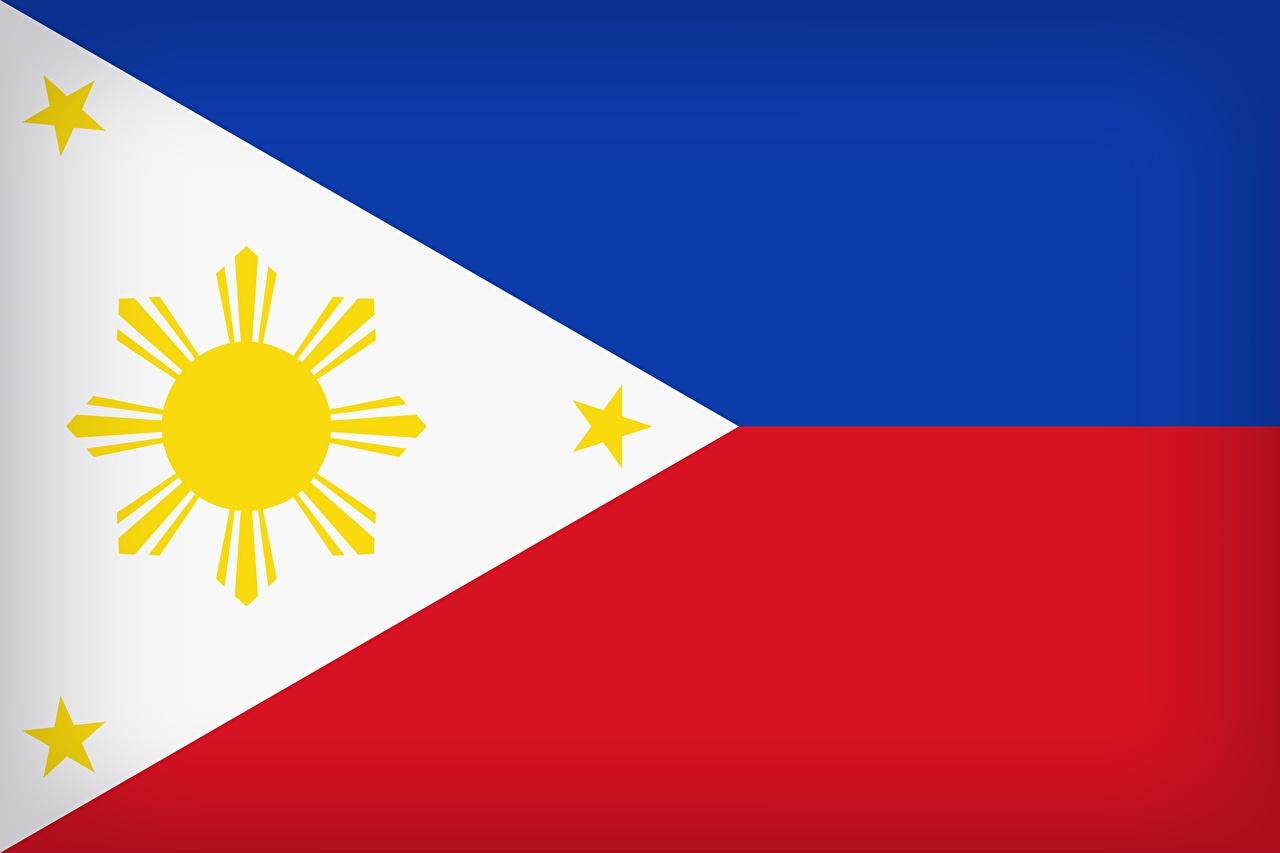 Картинка Филиппины флага Флаг