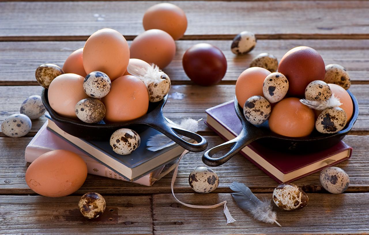 Обои для рабочего стола яиц Книга Продукты питания Много Доски яйцо Яйца яйцами Еда Пища книги