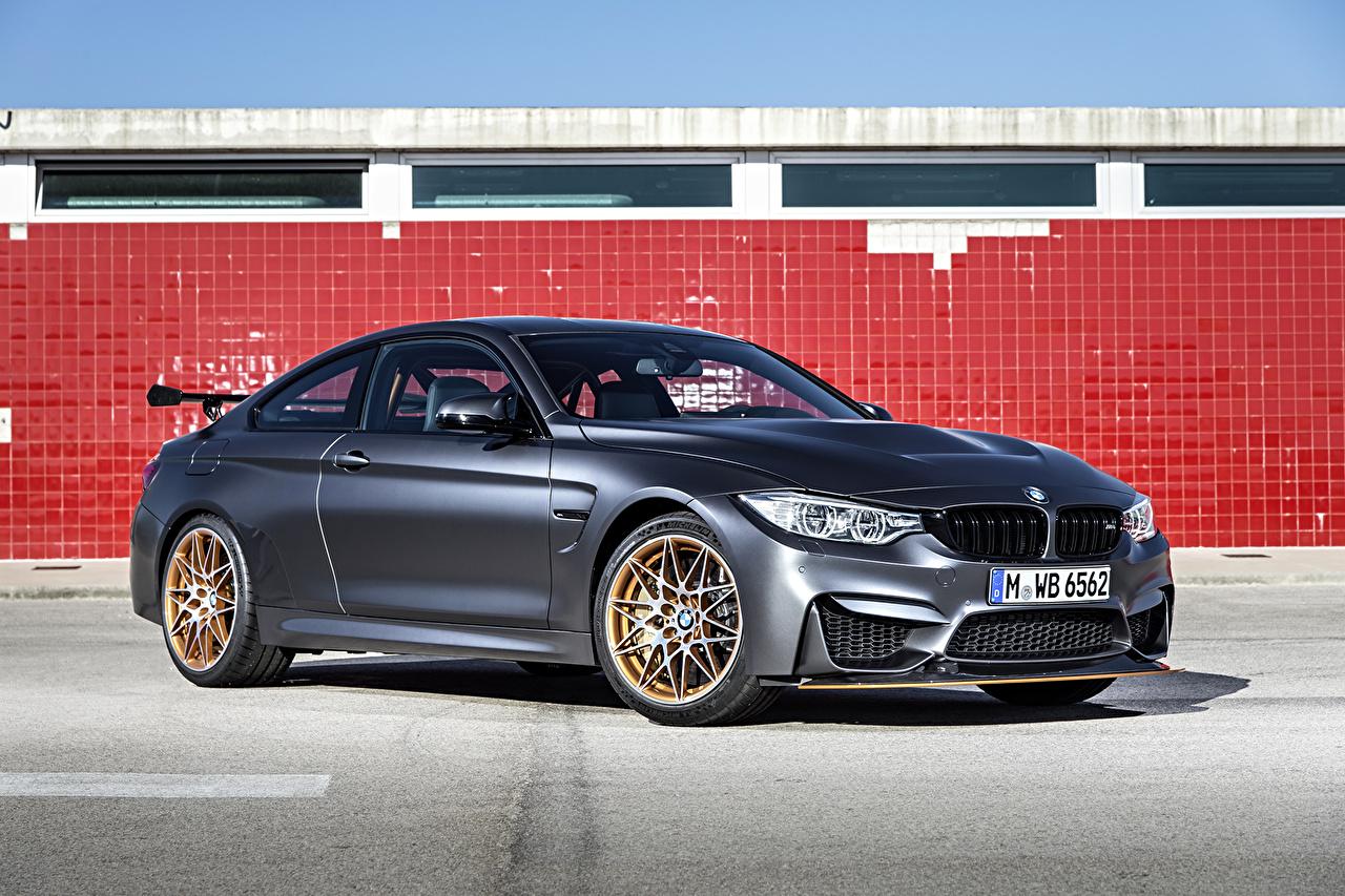 Картинки БМВ 2016 BMW M4 GTS Автомобили авто машина машины автомобиль