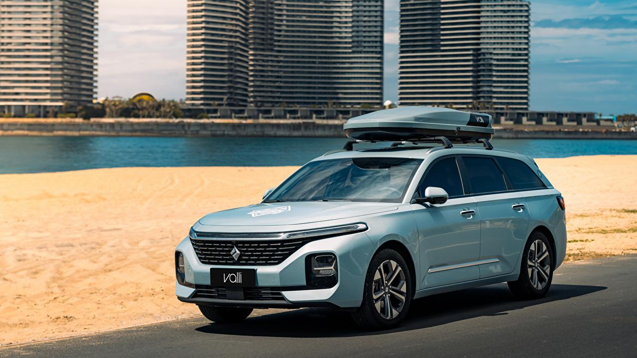 Фотографии Baojun китайский Универсал Valli, 2021 Металлик Автомобили Китайские китайская авто машины машина автомобиль