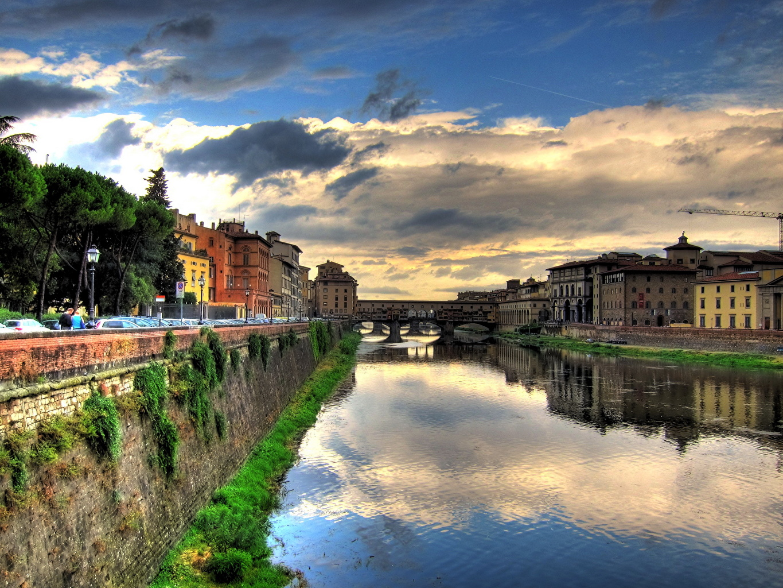 Обои флоренция, тоскана. Города foto 14