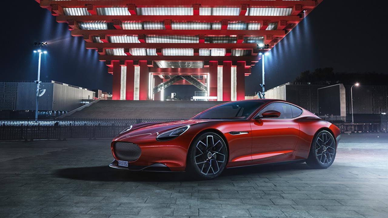Фото 2019 Mark Zero Piech Automotive Piech Красный машина красных красные красная авто машины автомобиль Автомобили