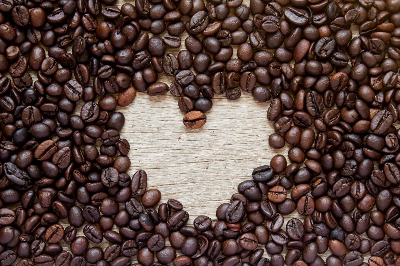 Картинки сердечко Кофе зерно серце сердца Сердце Зерна