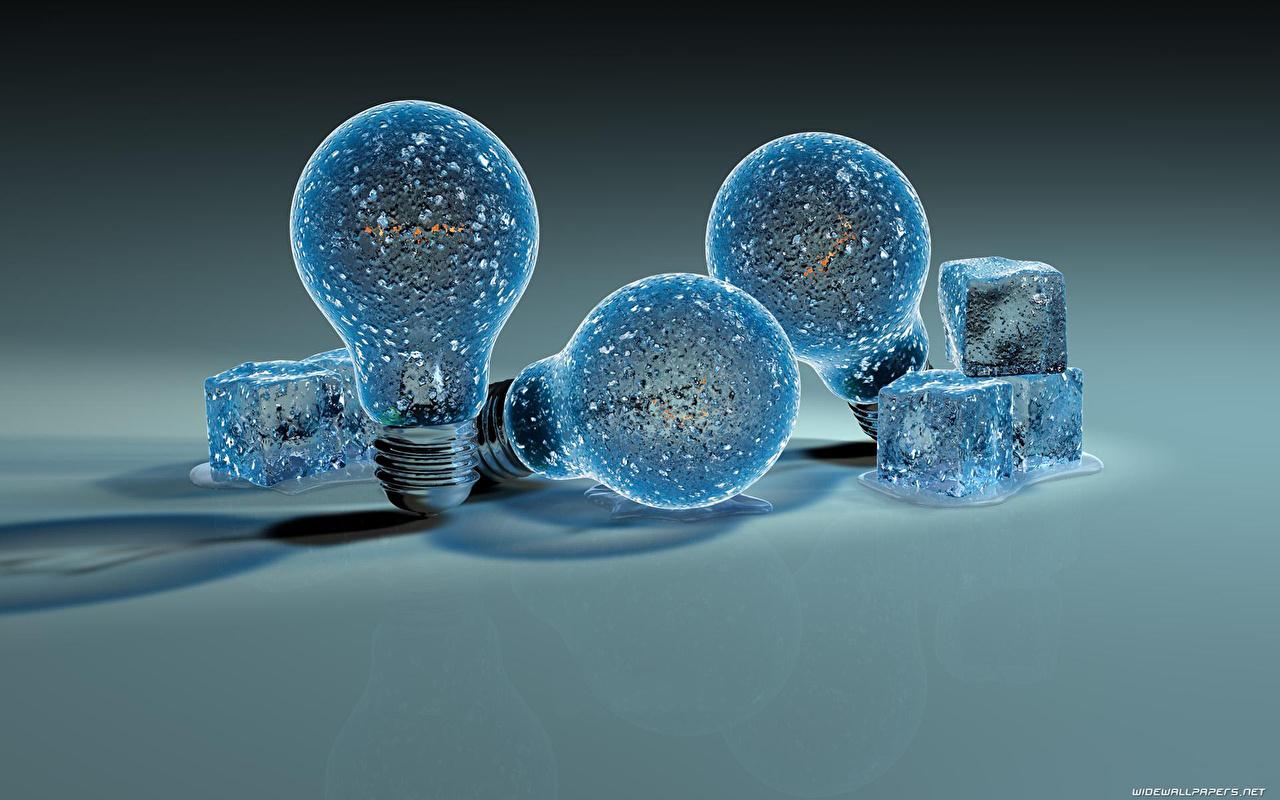 Фото Лампочка Креатив лампа накаливания креативные оригинальные