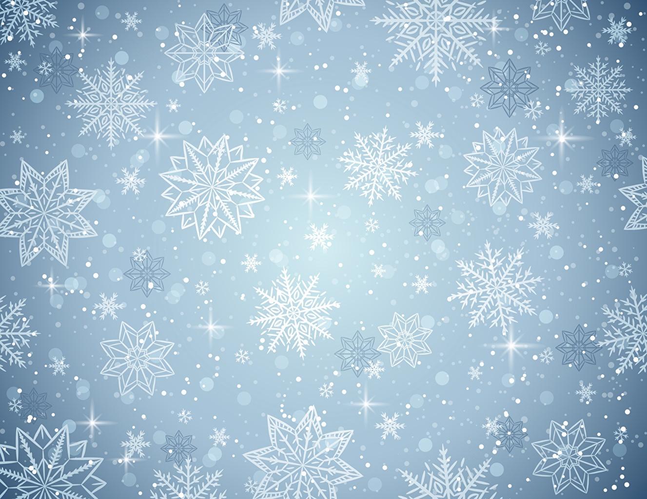 Фотографии Текстура Новый год снежинка Рождество Снежинки
