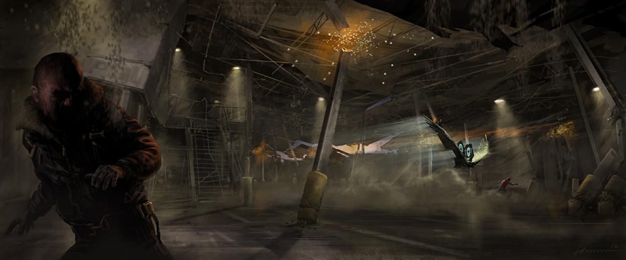 Картинка Человек-паук: Возвращение домой Герои комиксов Человек паук герой Vulture Фильмы Кино