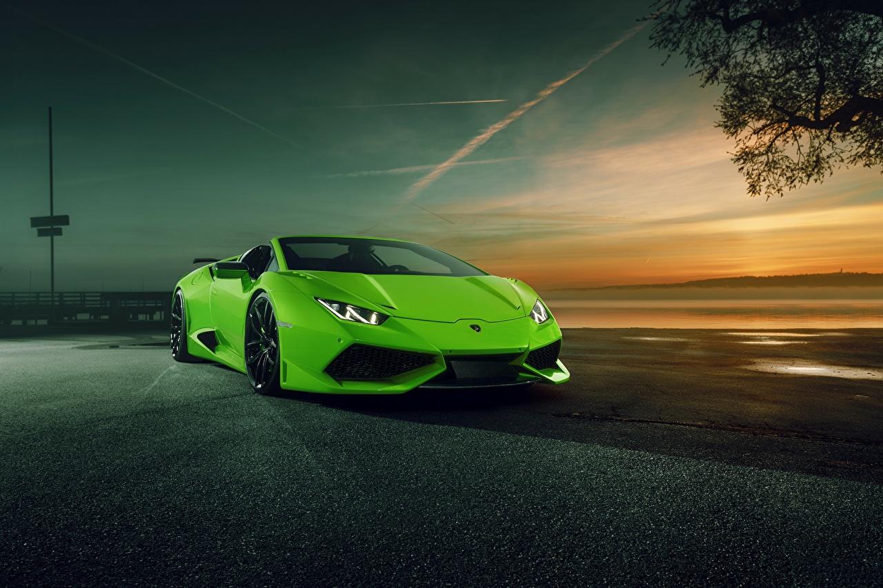 Обои spyder, Lamborghini, torado, novitec. Автомобили foto 7