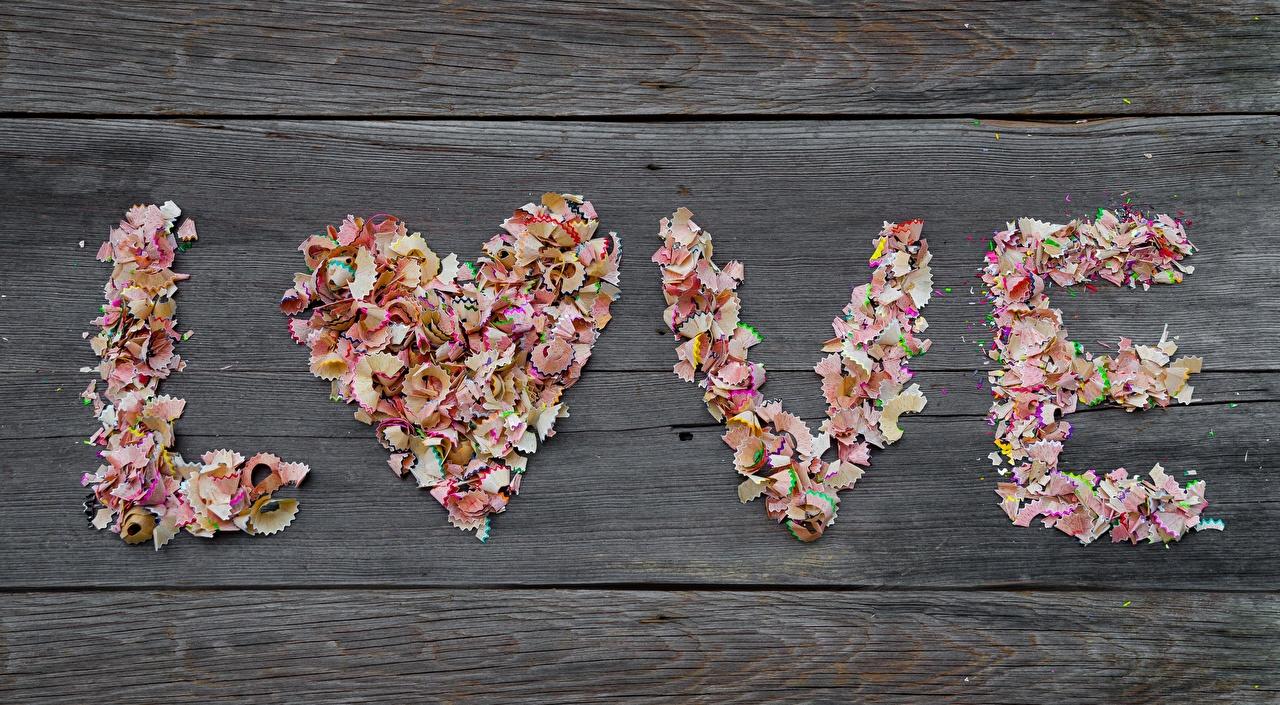Фотография День всех влюблённых карандаш инглийские сердечко shavings Любовь текст День святого Валентина Карандаши карандаша английская Английский карандашей серце Сердце сердца слова Слово - Надпись