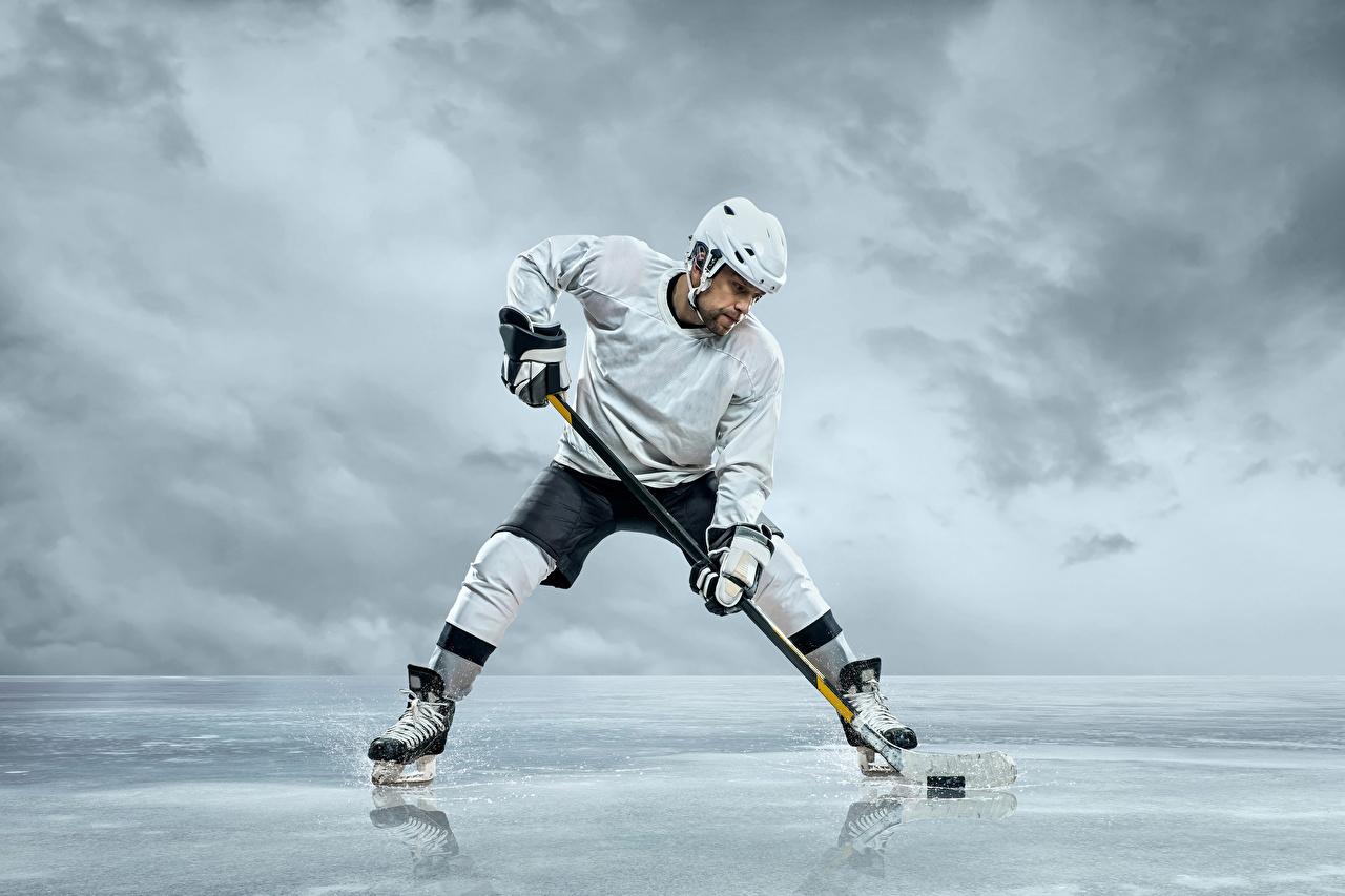 Обои для рабочего стола шлема мужчина спортивные Хоккей униформе Шлем в шлеме Мужчины Спорт спортивная спортивный Униформа