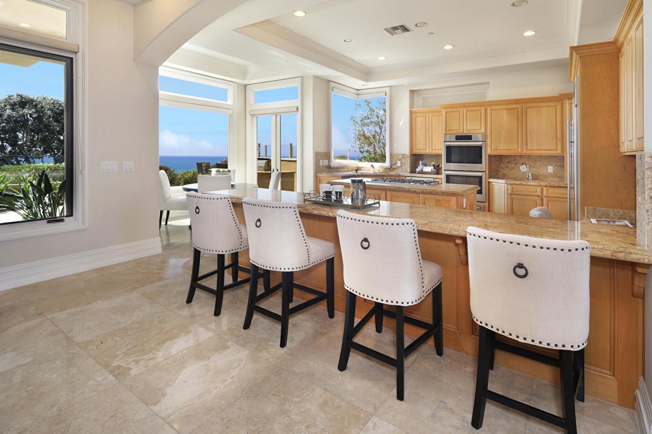 Фотографии кухни Интерьер Стол Стулья Дизайн Кухня стул столы стола дизайна