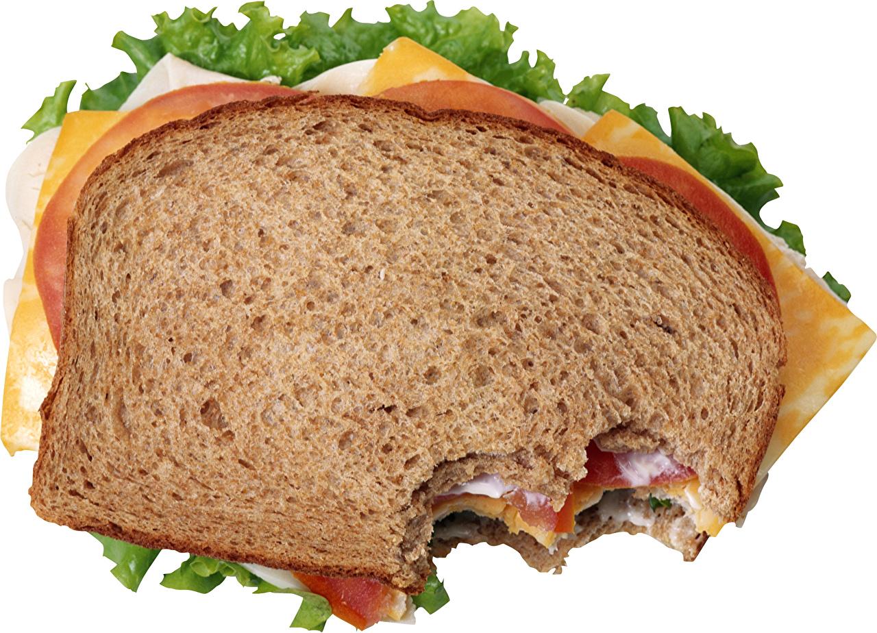 Фотография Пища Хлеб Бутерброды Быстрое питание Сэндвич Еда Продукты питания Фастфуд бутерброд