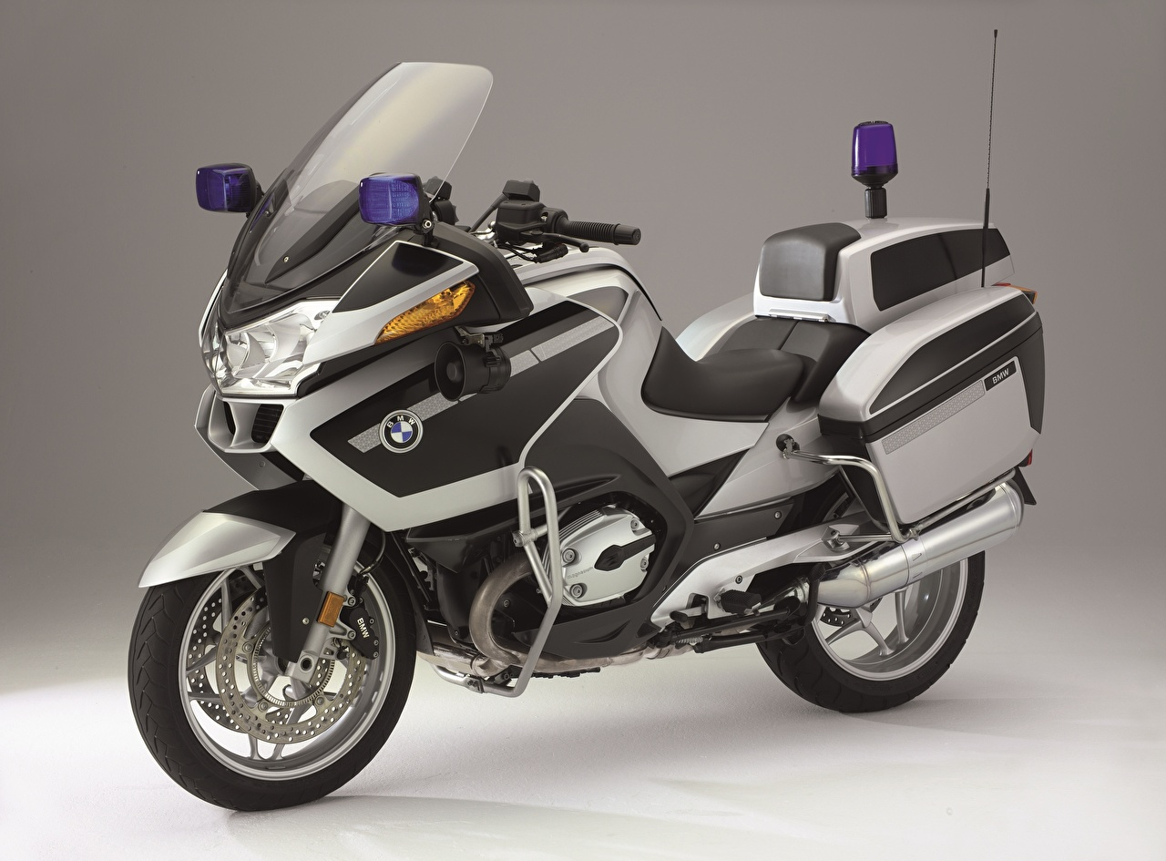 Фотография BMW - Мотоциклы 2003-09 R 1200 RT Police Worldwide Мотоциклы БМВ мотоцикл