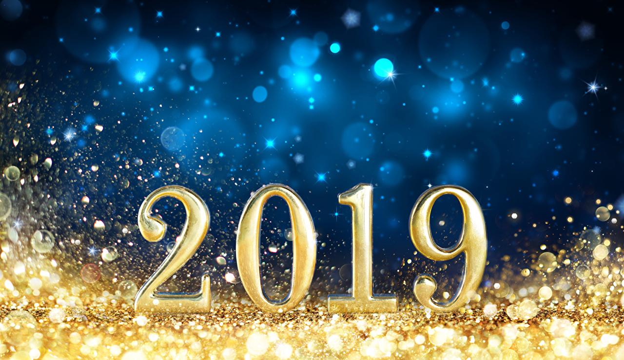 Фотография 2019 Новый год Рождество
