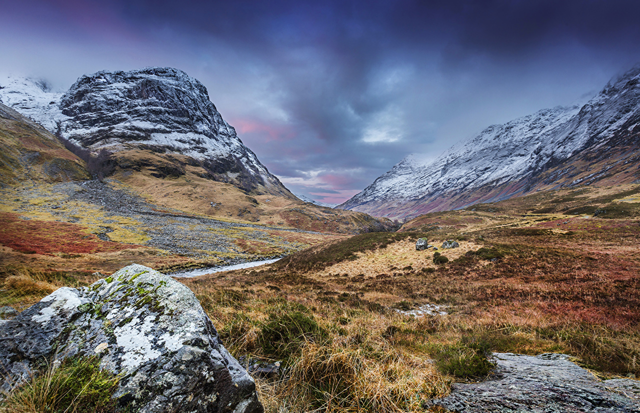 Картинки Великобритания Yorkshire гора Природа Пейзаж Горы