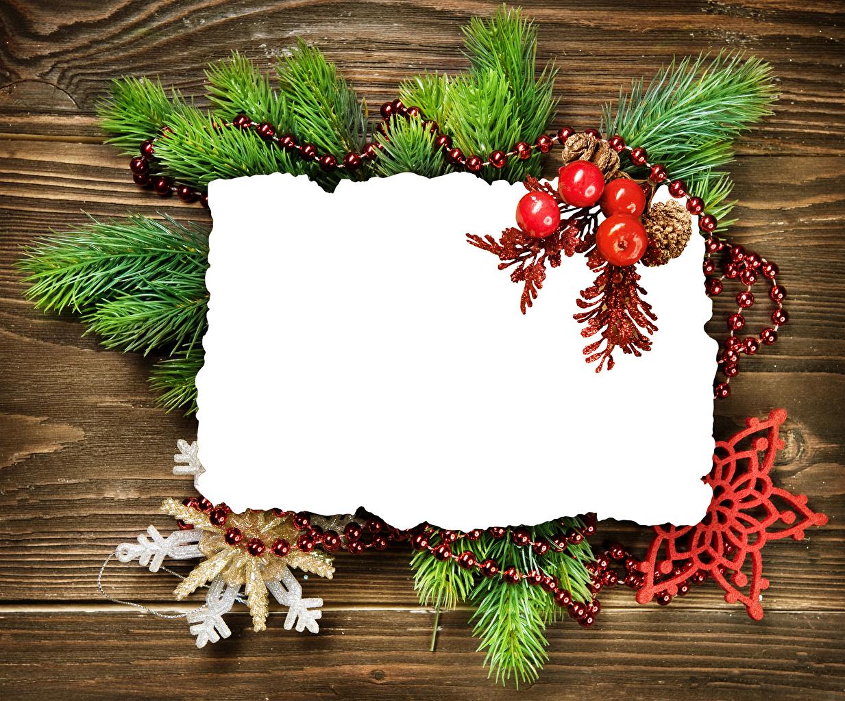 Обои для рабочего стола Рождество Снежинки Ягоды ветвь Шаблон поздравительной открытки Новый год снежинка Ветки ветка на ветке