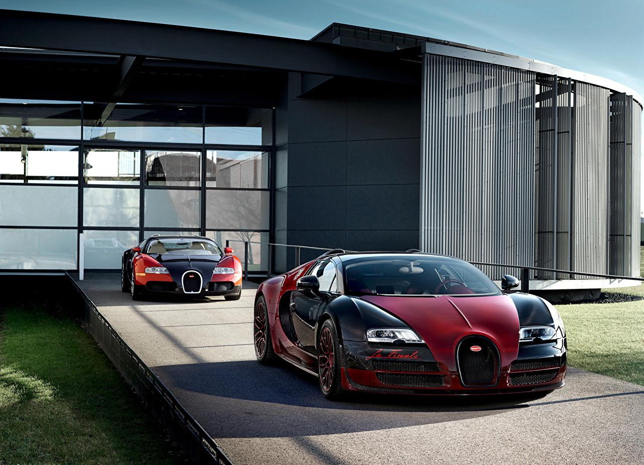 Обои для рабочего стола BUGATTI Veyron Grand Sport Vitesse La Finale supercar hypercar роскошная машины Спереди дорогие дорогая дорогой люксовые роскошный Роскошные авто машина Автомобили автомобиль