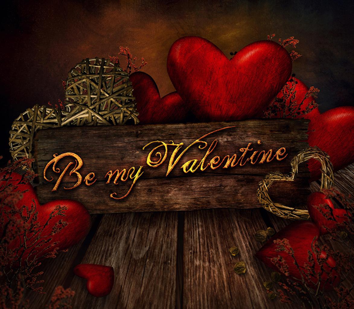 Фотография День всех влюблённых английская сердца Доски День святого Валентина инглийские Английский серце Сердце сердечко