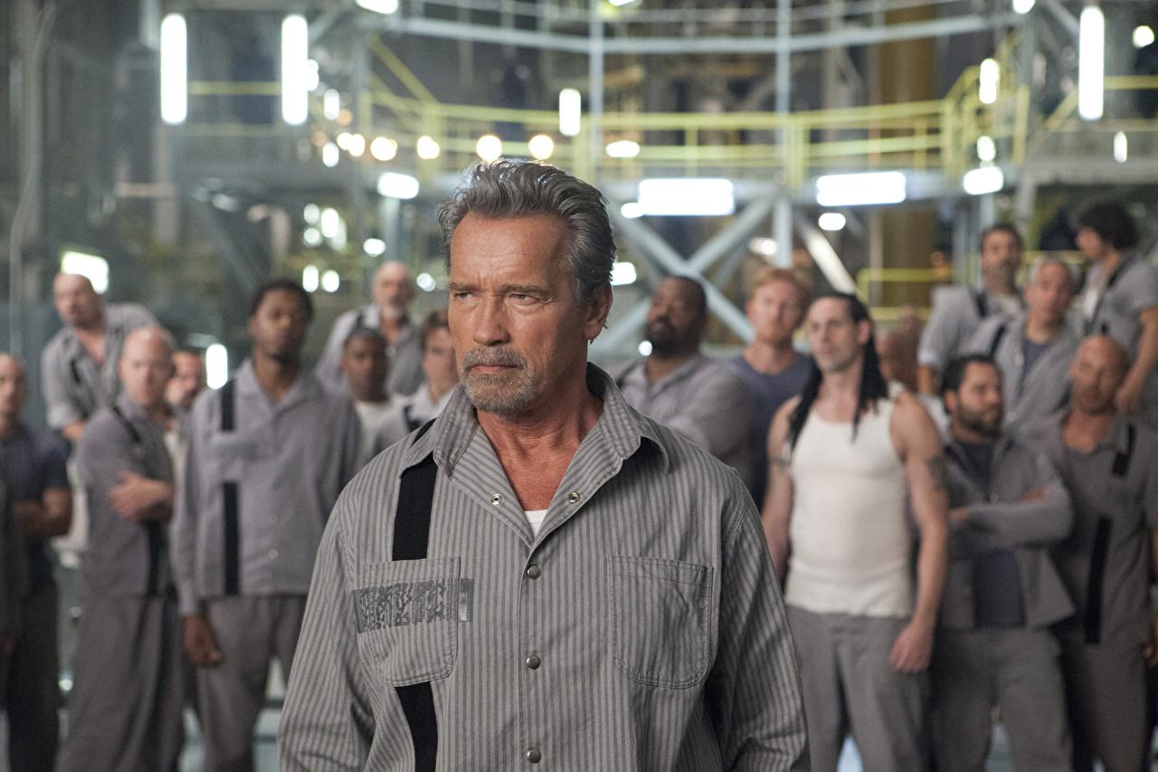 Фото План побега Арнольд Шварценеггер мужчина Фильмы Знаменитости Arnold Schwarzenegger Мужчины кино