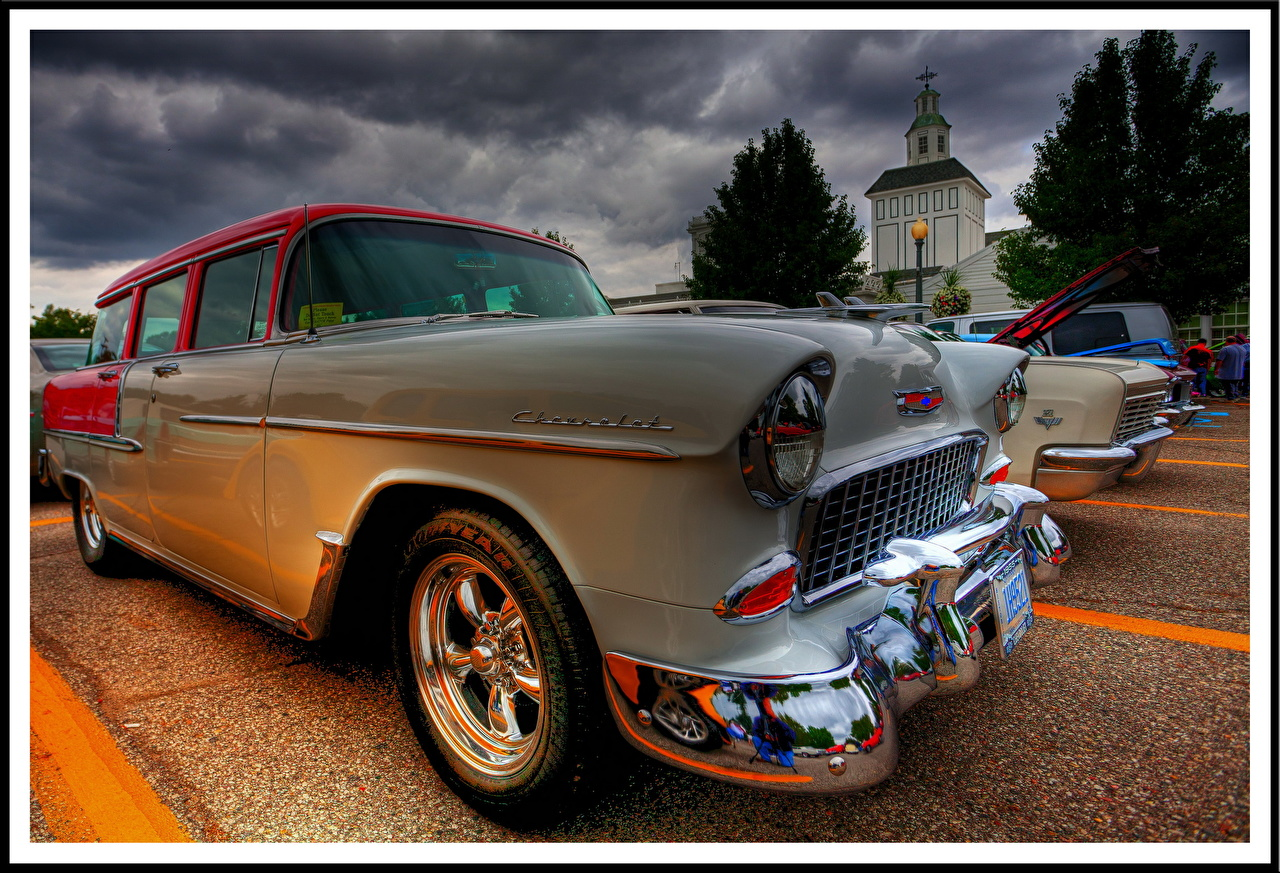 Фотографии Chevrolet HDRI Фары машины Шевроле HDR фар авто машина автомобиль Автомобили
